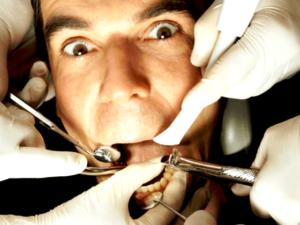 Odontofobia, miedo a ir al dentista