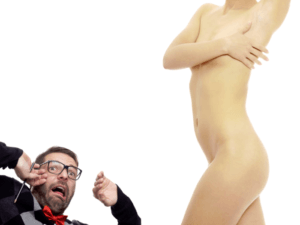 Nudofobia, Miedo a la desnudez