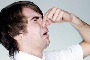 la osmofobia