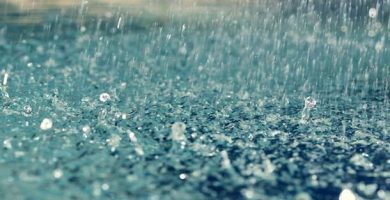 ombrofobia miedo a la lluvia